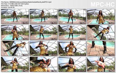 Clubdom - Mistress Michelle POV