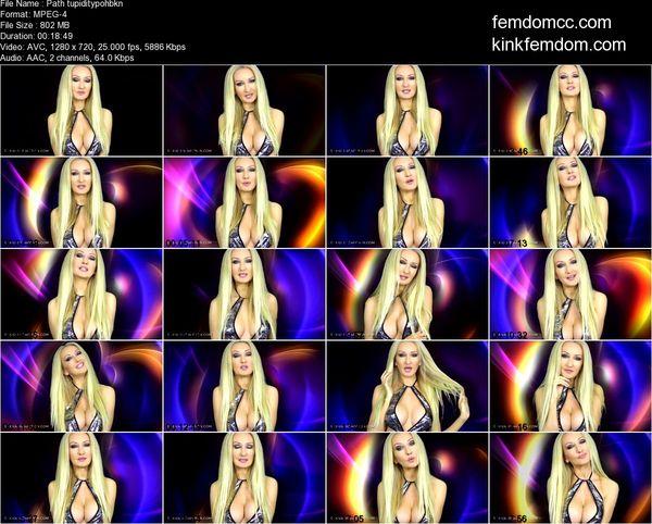 Goddess Saffron - Hypnosub - Path to Stupidity