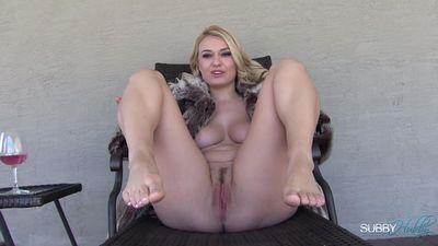 Subby Hubby - Natalia Starr Feet POV2