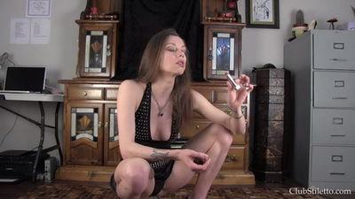 Clubstiletto - Mistress Bijou Steal - Paint It Red, Whore!