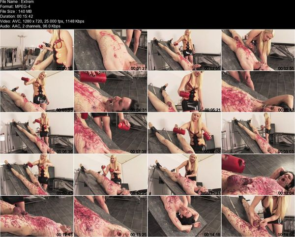 TheEnglishMansion - Goddess Lexi - Extreme Waxing Complete