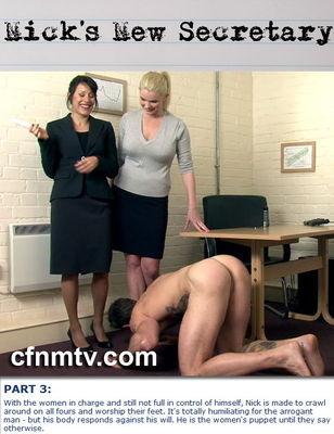 CfnmTV - Nicks New Secretary 3