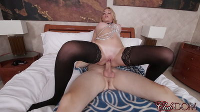 Clubdom - Inga Victoria: Pussy For Dinner Part 3