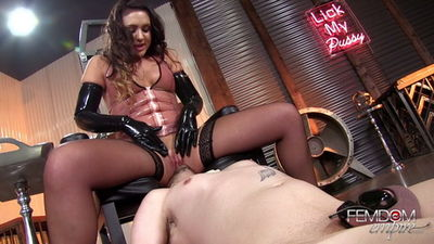 Femdom Empire - Kylie Kalvetti - Heartless Cuckold Humiliation