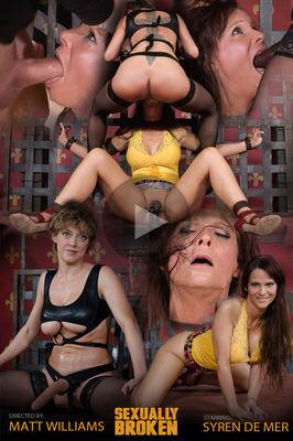 Sexually Broken - May 11, 2016 Syren De Mer | Dee Williams | Matt Williams