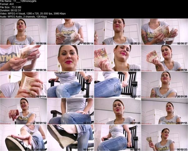 Money girls - Money Mistress Mercedes