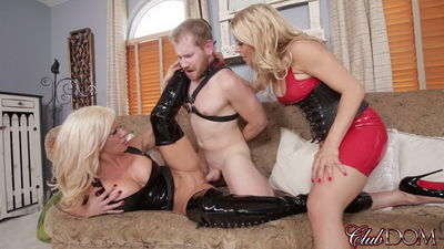 Subby Hubby - Slave For Blondes Part 3: Cum Licking Fucker