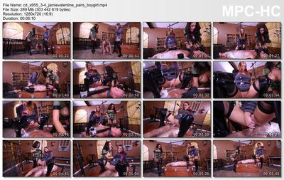 Clubdom - Caught Byt the Guardesses Part 3: Fuck Toy