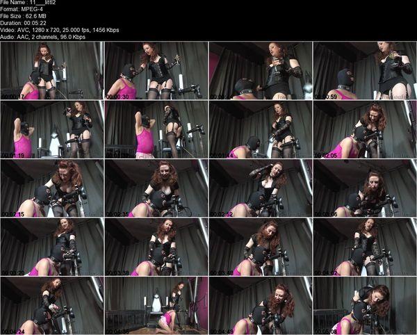 FemmeFataleFilms - Mistress Lady Renee - Little Sissy Part 1-3