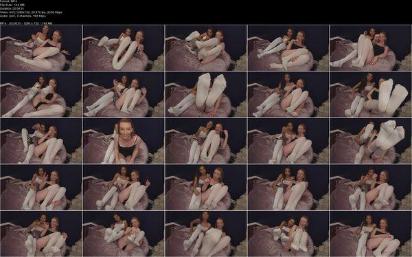 Princess Jennifer and Goddess Katy - Gross Forever- Gross Forever