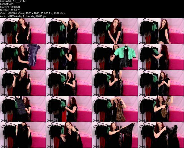 Jessika Lexi - Dress-Up Doll
