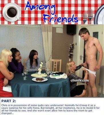CfnmTV - Among Friends 2