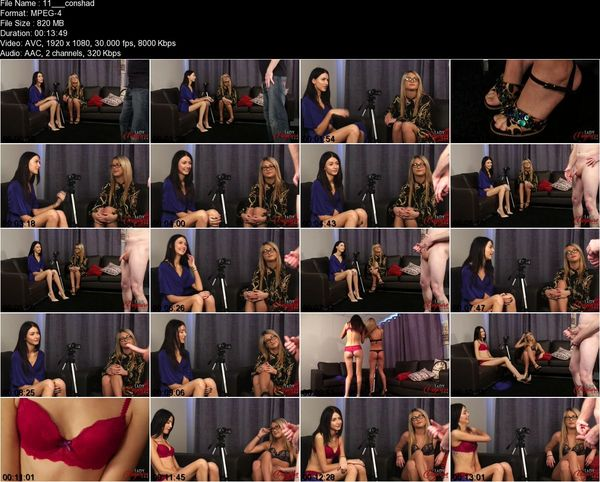 Purecfnm - Connie George, Shannon Vito - Filming You