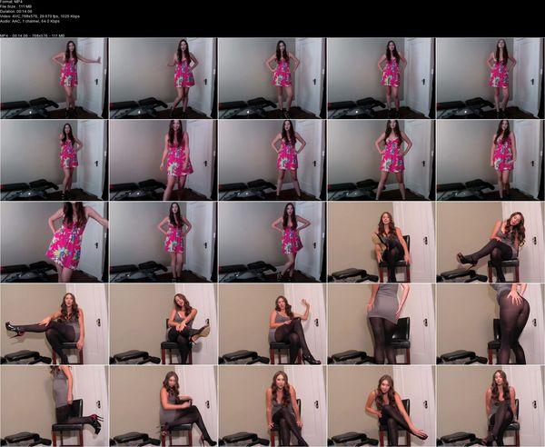 Princess Lexie - Lexie In Nylons