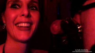 Dominatrix Annabelle - Xtreme Rope Bondage, Sadistic Kali's Teeth!