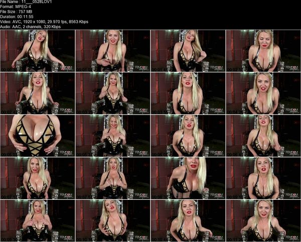 Femdomempire - Lexi Sindel - Edged into Submission