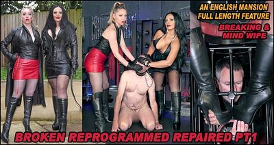 The English Mansion - Broken Reprogrammed Repaired Pt1 Part 2