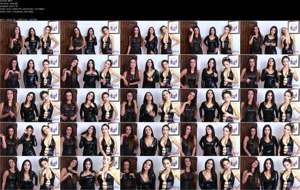 Goddess Jasmine, Lindsey Leigh, Nina Leigh - Deepening Your Addiction
