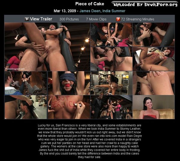 PD – Mar 13, 2009 – James Deen, India Summer