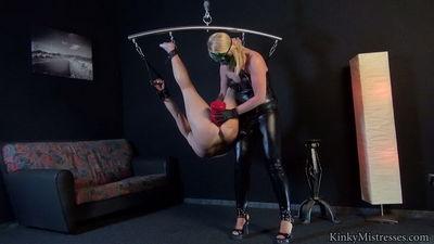Kinky Mistresses - Lady Juliette - Strap-on Fuck And XXL Plug