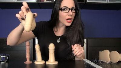 Goddess Alexandra Snow - Small Penis Test