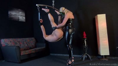 Kinky Mistresses - Lady Juliette - Strap-on Fuck And XXL Plug