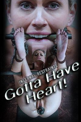 Infernal Restraints - Oct 28, 2016: Gotta Have Heart! | Sasha Heart