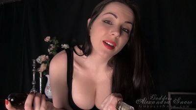 Goddess Alexandra Snow - Sissy Training 101