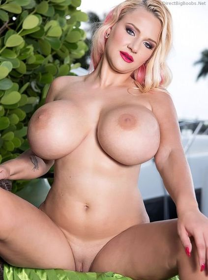 Big boobs blondes solo very grateful