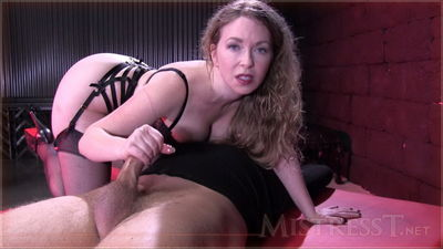 Mistress T - Sex Slave Used & Controlled
