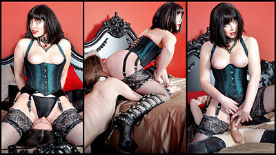 Femme Fatale Films – Mistress Abaddon – The Sex Toy
