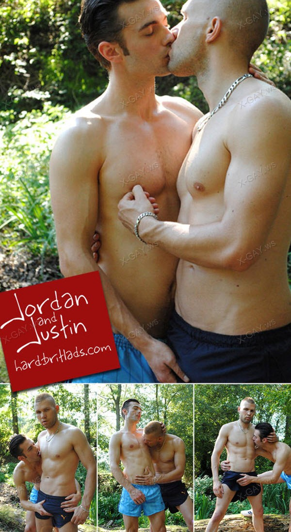 HardBritLads: Jordan Fox And Justin Harris