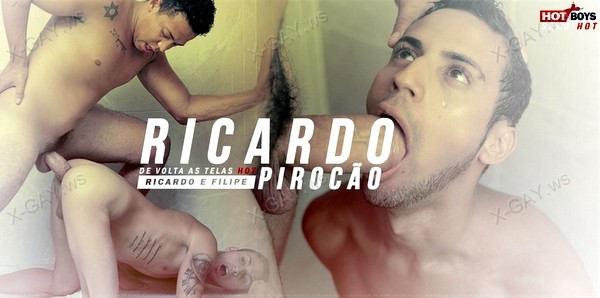 HotBoys: Ricardo Pirocao, Felipe Leonel (Bareback)
