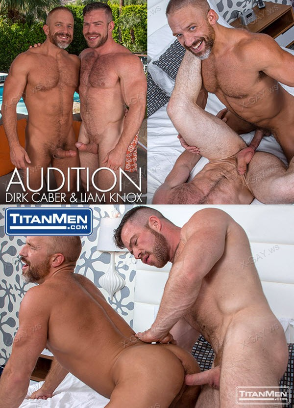 TitanMen: Audition (Dirk Caber, Liam Knox)