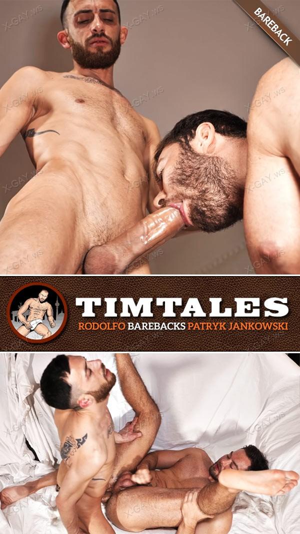 TimTales: Rodolfo barebacks Patryk Jankowski (Bareback)
