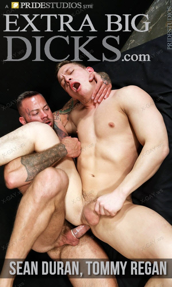 ExtraBigDicks: My First Time (Sean Duran, Tommy Regan)