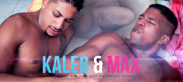 HotBoys: Kaleb, Max Negao (Bareback)
