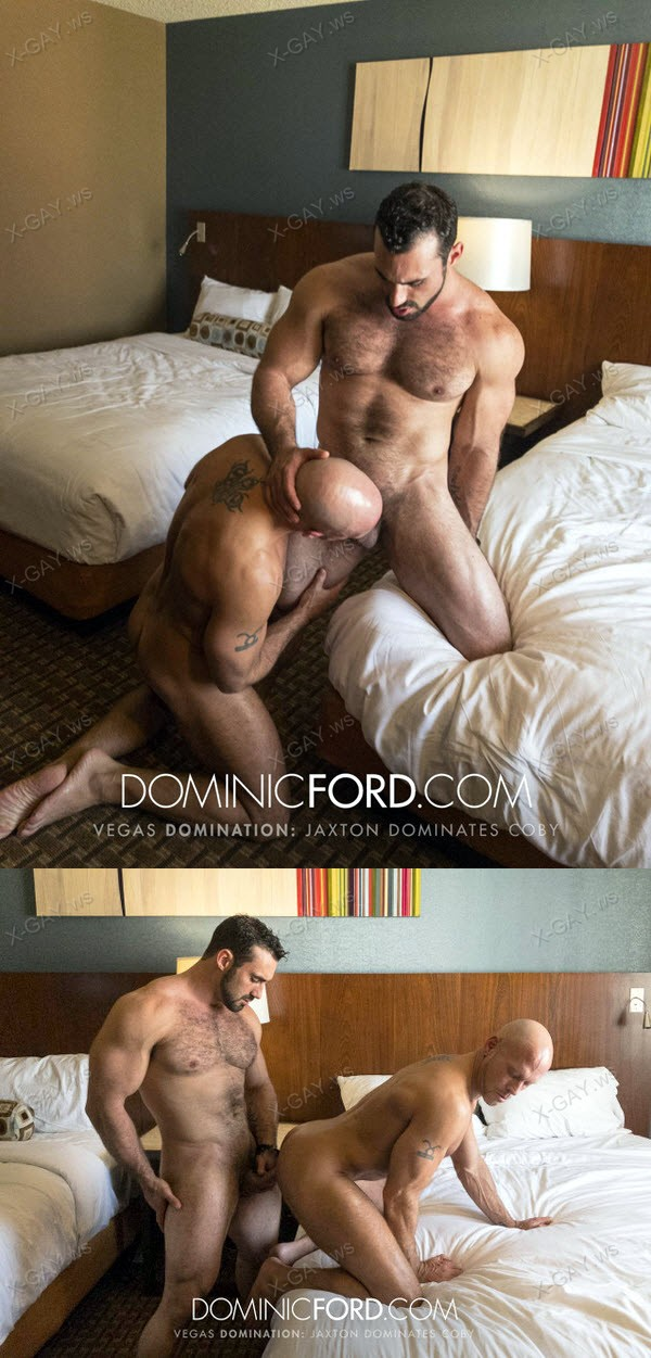 DominicFord: Vegas Domination (Jaxton Wheeler Dominates Coby Mitchell)
