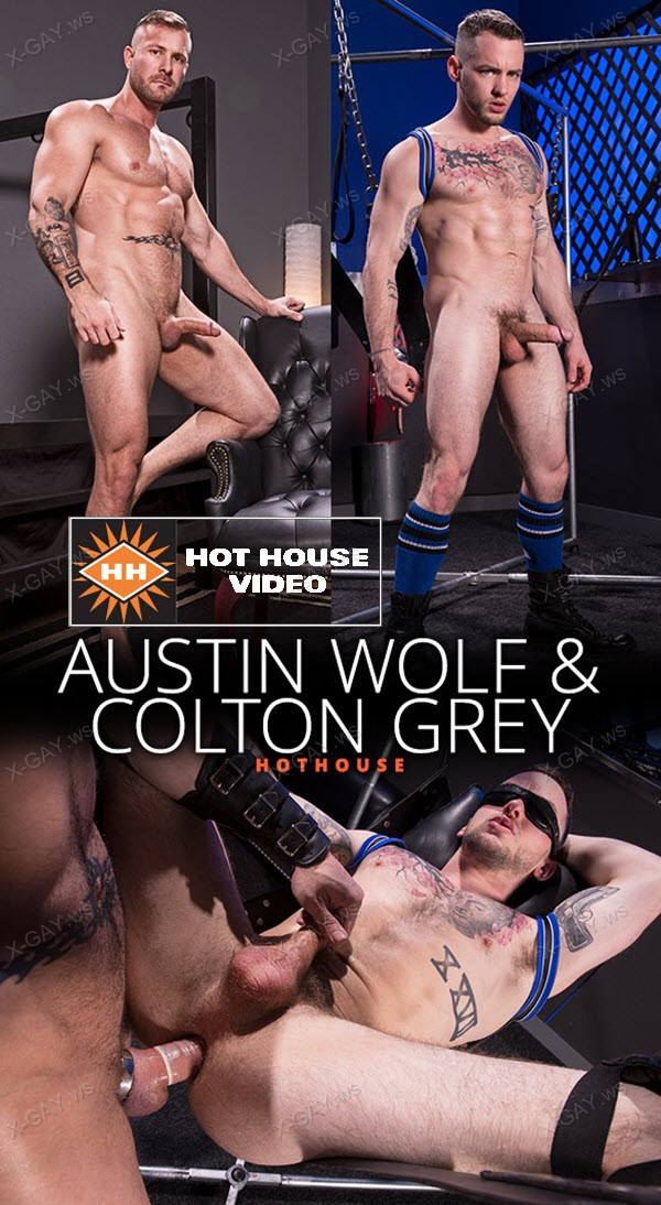 HotHouse: Blindfolded (Colton Grey, Austin Wolf)
