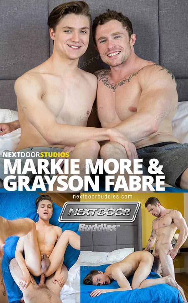 NextDoorBuddies: Markie More, Grayson Fabre