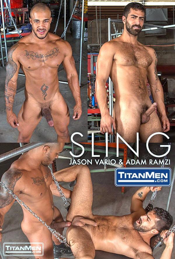 TitanMen: Sling (Adam Ramzi, Jason Vario)