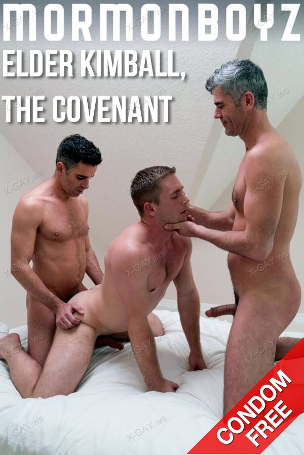 MormonBoyz: Elder Kimball, The Covenant (Bareback)