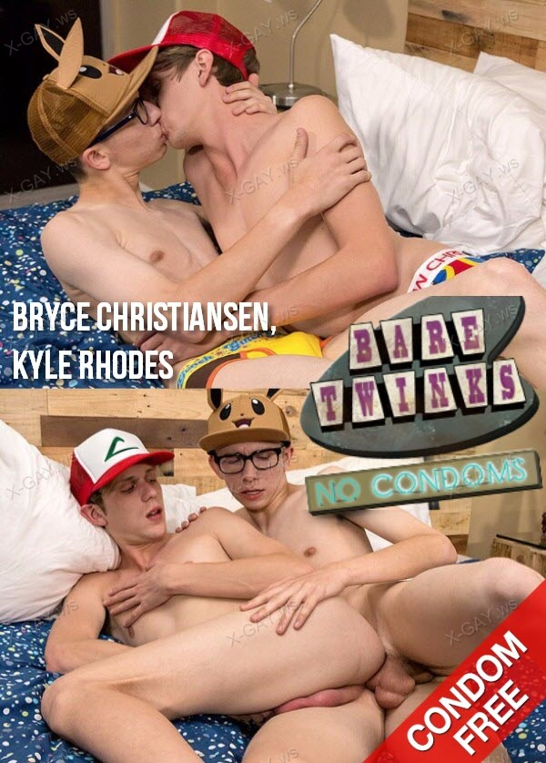 BareTwinks: A Rewarding Day Of Hunting Kyle (Bryce Christiansen, Kyle Rhodes) (Bareback)