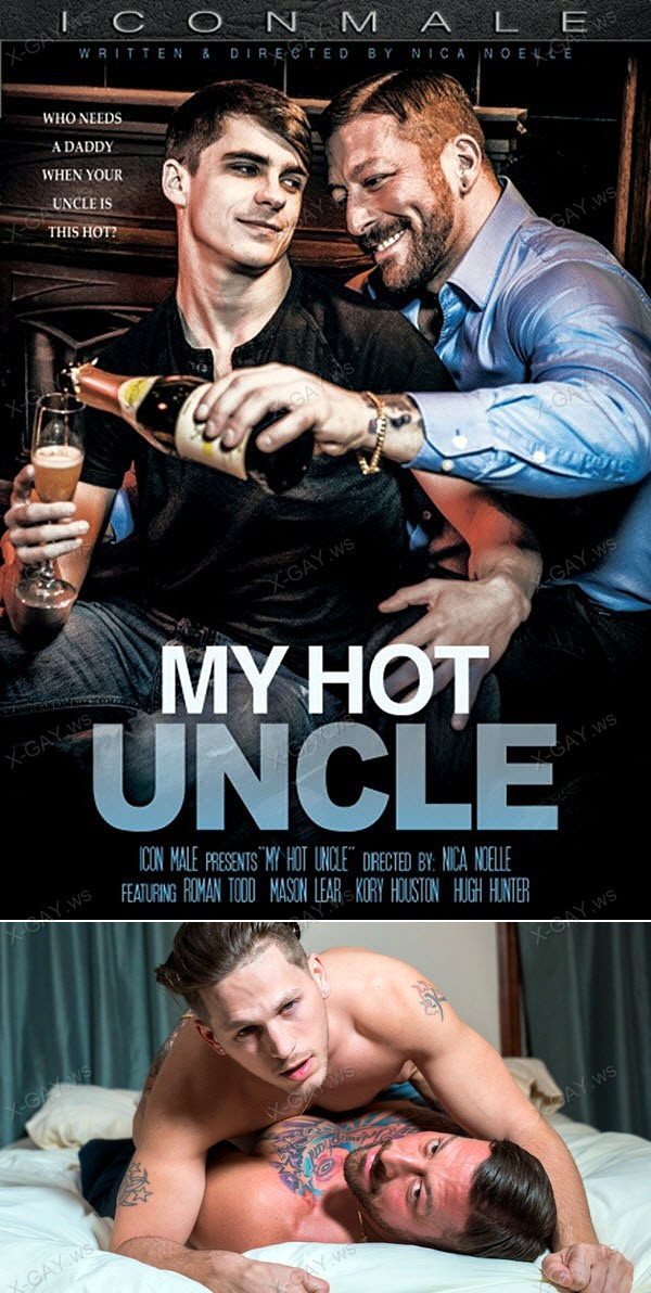 IconMale: My Hot Uncle: Keep It Quiet (Roman Todd, Hugh Hunter)