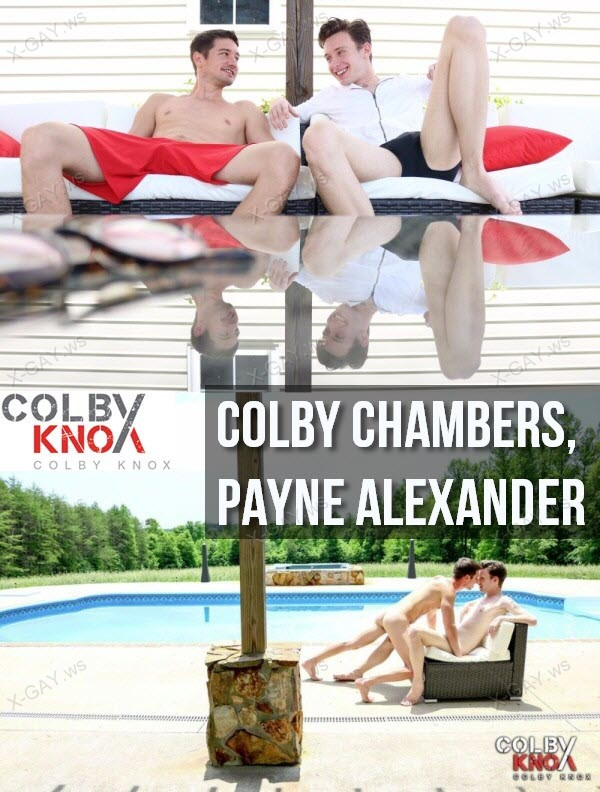 ColbyKnox: The Swedish Lesson (Colby Chambers, Payne Alexander)