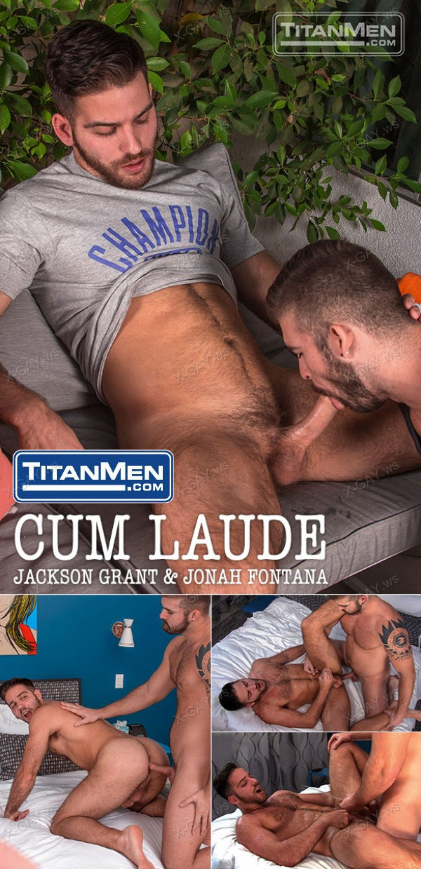 TitanMen: Cum Laude (Jackson Grant, Jonah Fontana)