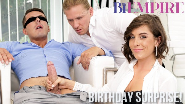 BiEmpire: Birthday Surprise! (Anabelle, Nick Gill, Mark Black)