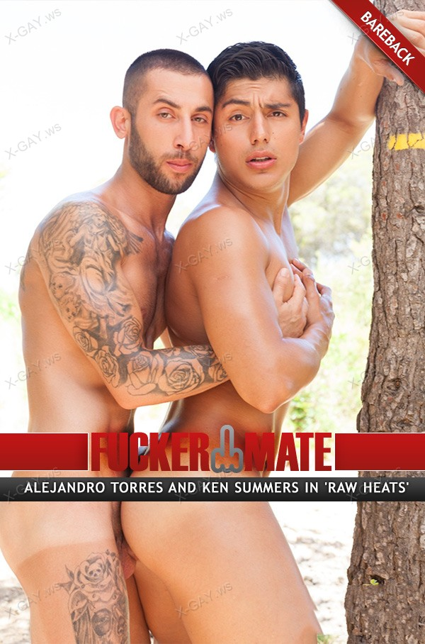 FuckerMate: RAW Heats (Alejandro Torres, Ken Summers)