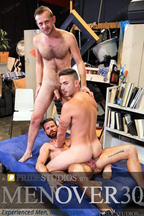 MenOver30: Whoreders (Brendan Patrick, Cesar Rossi, Chandler Scott)