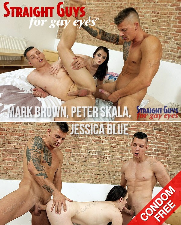 SG4GE: Mark Brown, Peter Skala, Jessica Blue (Bareback)